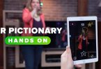 New AR Product Pictionary Air video watch