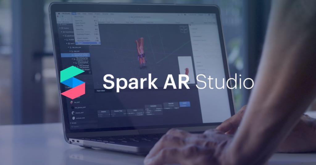 Spark AR Studio Mac OS 10.12. higher details