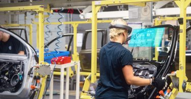 Augmented Reality AR Industrial Maintenance