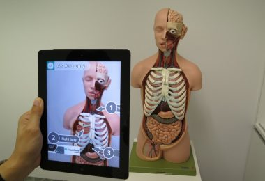 Augmented Reality Enhanced Classroom Learning