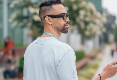 News Facebook ARIA - Augmented Reality Wearables