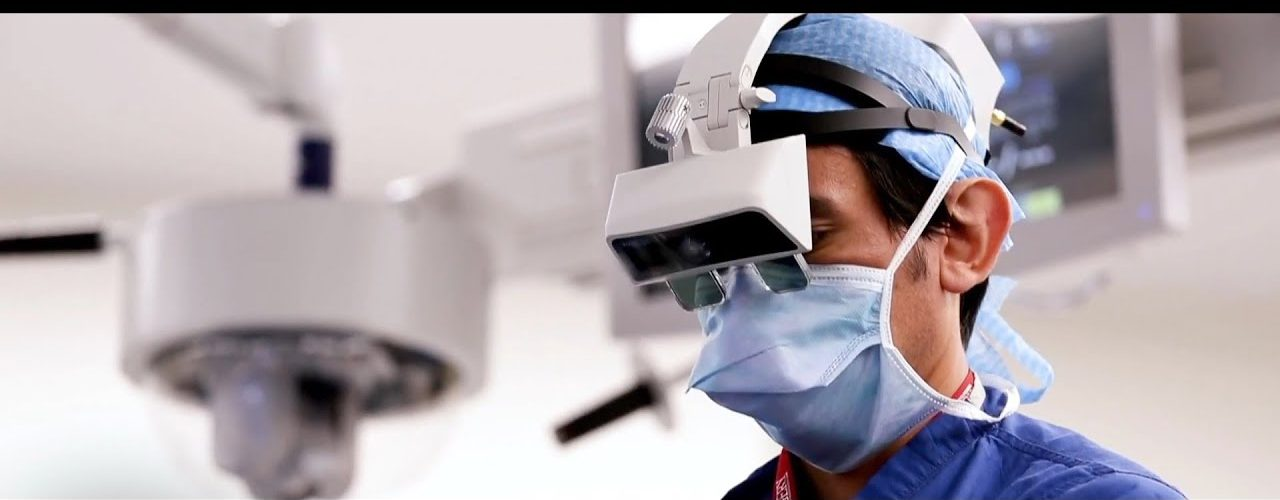 Augmented Reality Surgery US Practice